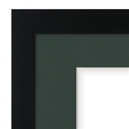 Frame With Mat For 18x24 Opening Amazon Com Craig Frames